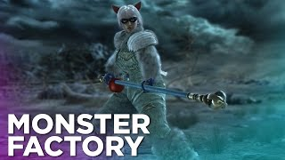 Monster Factory: Cosplayers and Leather Daddies in Soul Calibur 5
