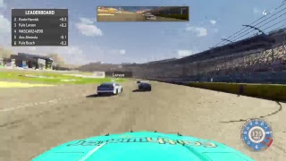 Nascar Heat 3 Championship Race 3/36 Pennzoil 400