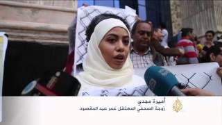 وقفة بالقاهرة تطالب بالإفراج عن الصحفيين