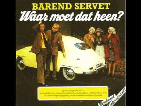 Barend Servet, waar moet dat heen?