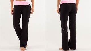 lululemon yoga pants not for fat women whose thighs touch