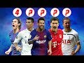 TOP 5 PLAYERS WITH 50 GOALS OR MORE IN 2017