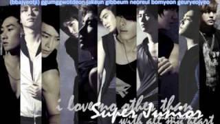 Super Junior - All My Heart [Download Link + Lyrics]