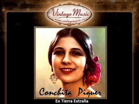 Conchita Piquer - En Tierra Extraña (VintageMusic.es)