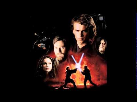 Star Wars Episode Iii Revenge Of The Sith Track 2 Anakin S Dream Youtube
