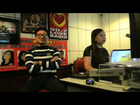 90.7 Love Radio's Nicole Hyala & Chris Tsuper Interview