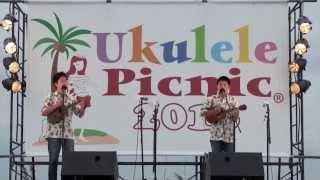 """KAZUKI & NAOTO """"Shimanchu Nu Takara"""""""
