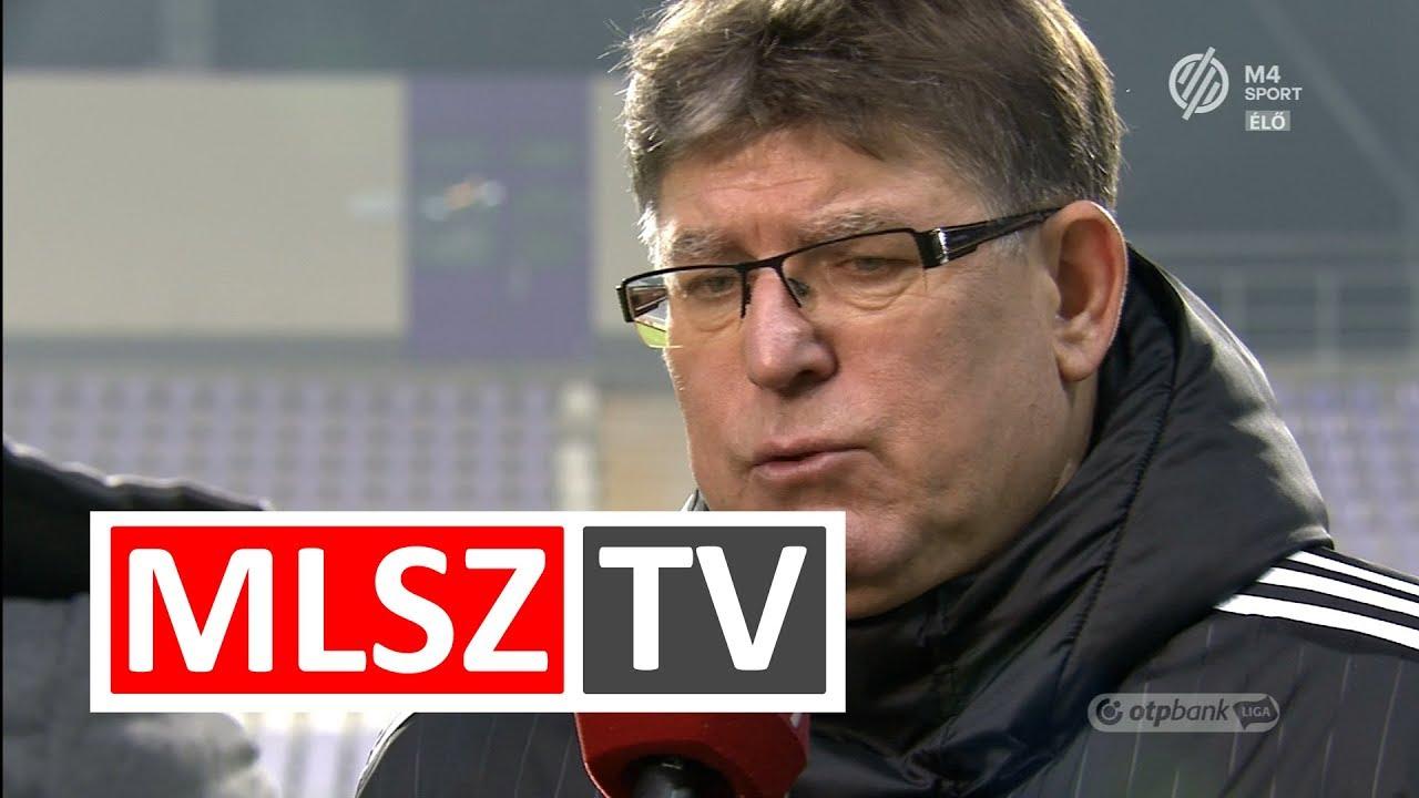 Edzői értékelések a Vasas FC - DVSC mérkőzésen