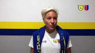 06.09.2018 - Intervista a Stefania Tarenzi