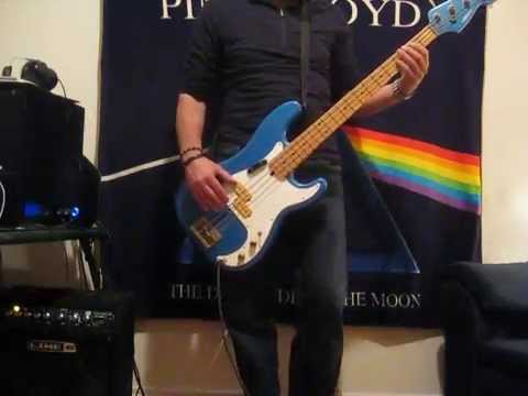 Immigrant Song bass cover Led Zeppelin