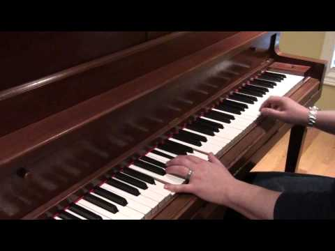 """Within Attraction"" by Yanni - (Jeff Vainio Piano Cover)"