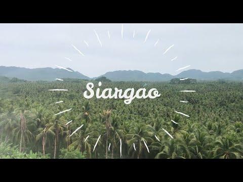 Siargao 2019 TRVL (Travel Vlog)