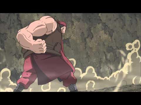 Captain Monga is Awesome - Naruto Shippuden Episode 285
