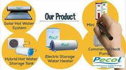 Pecol Malaysia Made Water Heater