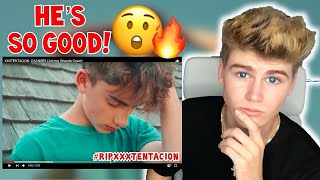 XXXTENTACION- CHANGES (Johnny Orlando Cover) REACTION *MUST WATCH* 2018