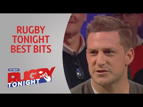 Rugby Tonight Best Bits: Jimmy Gopperth | BT Sport