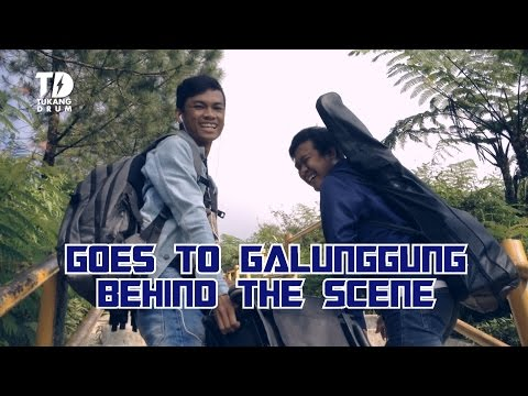 Tukang Drum Goes to Galunggung (Behind The Scene)