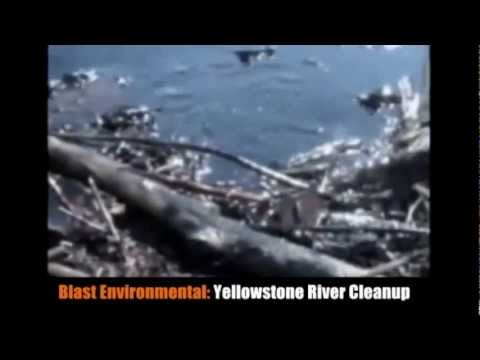Blast Environmental and Industrial Services, Inc. - Yellowstone River Oil Spill Response