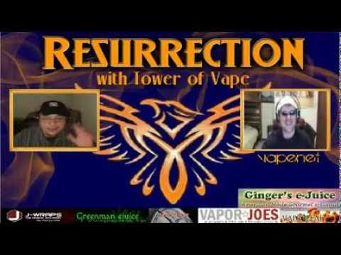 Tower of Vape | Resurrection Episode 13 | 20130815