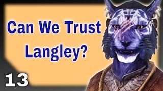 Can We Trust Langley? - A Skyrim Adventure Movie with Inigo