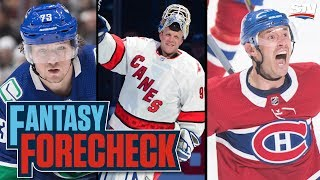 Trade Deadline Special, Emergency Goalie Analysis, Week 20 Value Plays & More! | Fantasy Forecheck