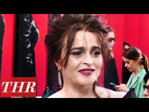 Helena Bonham Carter on The 'Ocean's 8' Premiere Red Carpet | THR