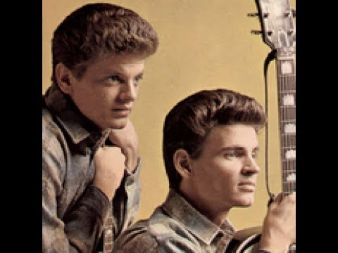 Crying In the Rain - Everly brothers [HQ]