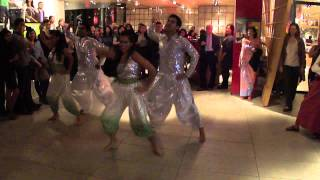 Junoon Performing Arts - Diwali At Asia Society - Radha Diliwali Girlfriend