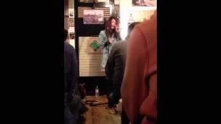 アコースティック ギター鈴木茂夫version 2013.3.16(土) 今池「Daining Bar 月とライオン」 福井大輔 MY DUSTY ROAD 2013 Gentle Breezeにて。