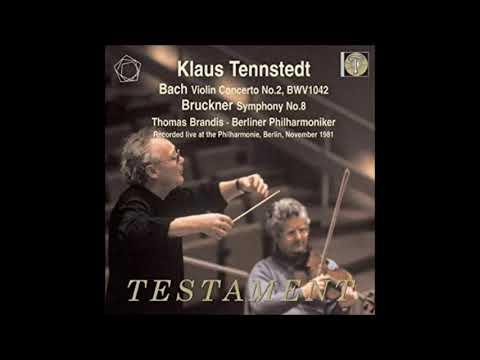 Bruckner Symphony No.8 - Tennstedt, BPO