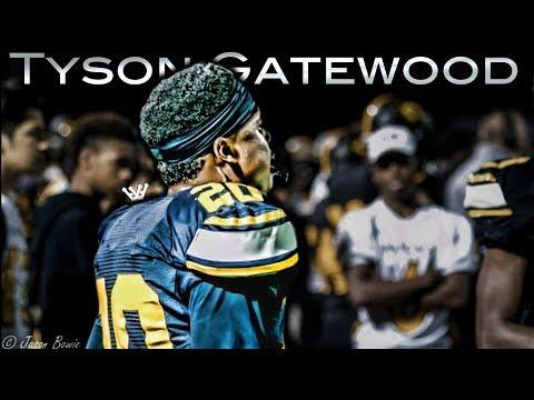 Tyson Gatewood Football Highlights | Crandall High School (TX)