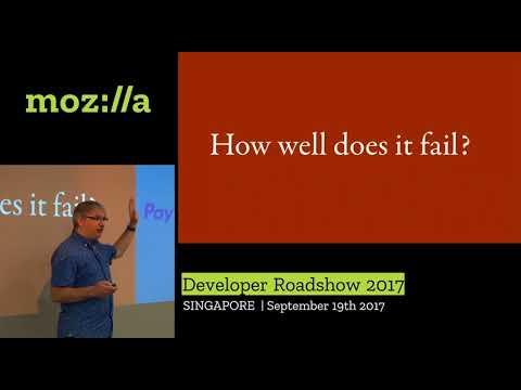 Mozilla Developer Roadshow Asia: Jeremy Keith