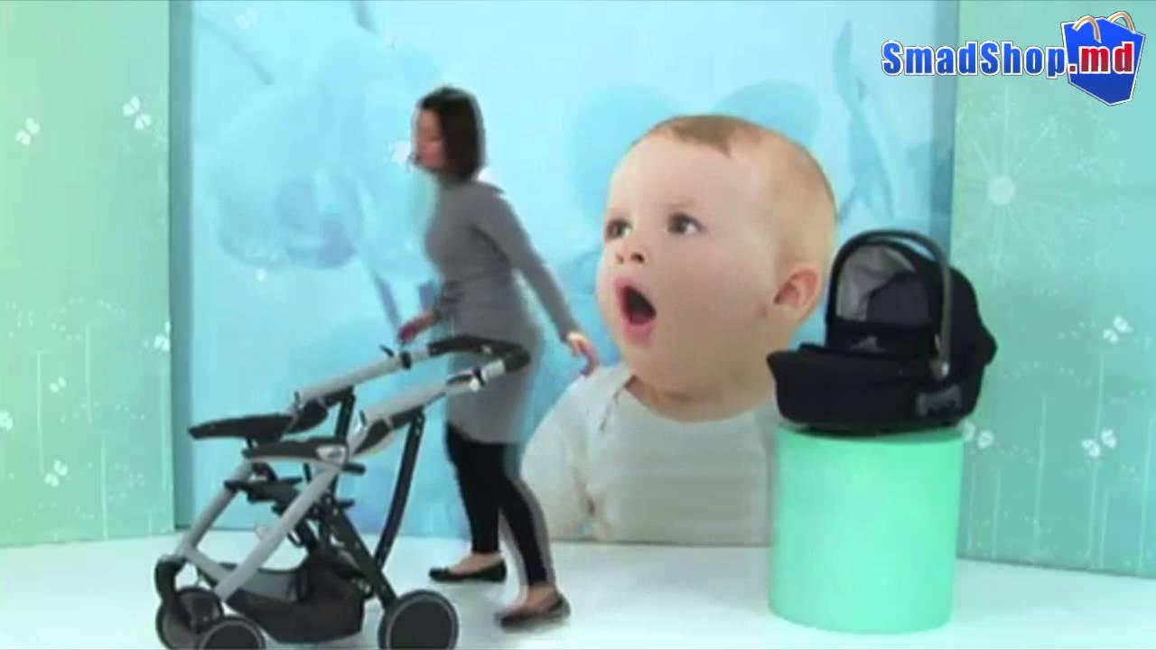 Купить детскую коляску 3 в 1 Cam Elegant Family в Донецке в .
