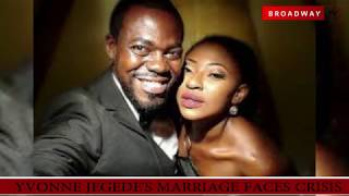 Yvonne Jegede's Marriage to Olakunle Abounce May Be Over