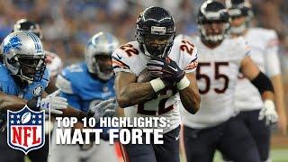 Top 10 Matt Forte Career Highlights...So Far | NFL