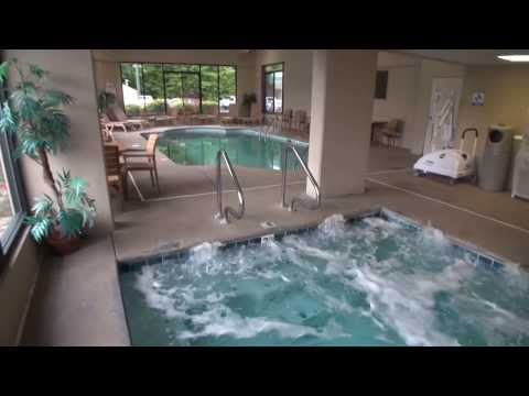 Hotel in Pigeon Forge - Comfort Inn & Suites at Dollywood Lane - HD Motion Cam Video