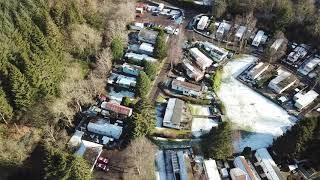 Kirkfieldbank and caravan site