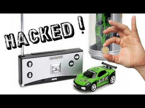 🚗 RC Car Mods : Remote Control Cars Hacked