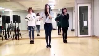 Orange Caramel - A Bing A Bing Mirrored Dance Practice