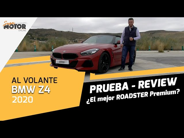 Al volante del BMW Z4 2020 / Review BMW Z4 / SuperMotor.Online / T5 - E43