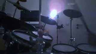 Roland VH-13: V-Drums, w/ Hi-Hat @ TD-30 Burnin´ Kit # 4