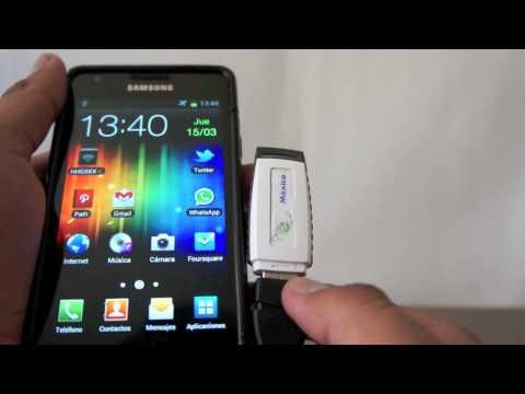 USB on the go para dispositivos Android edita y transfiere archivos desde USB