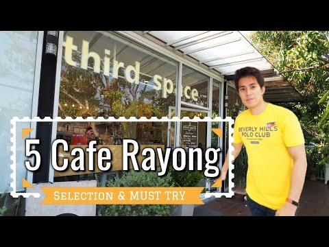 แนะนำ 5 คาเฟ่น่านั้ง ในระยอง ที่ใครมาแล้ว ต้องลอง กาแฟเข้ม เค้กดี มีมุมถ่ายรูป I Cafe Review Rayong