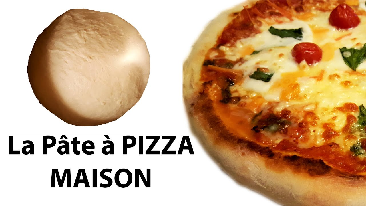 recette de la p te a pizza traditionnelle youtube. Black Bedroom Furniture Sets. Home Design Ideas