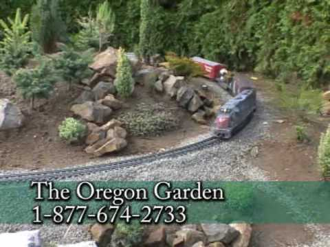 Oregon Garden Train