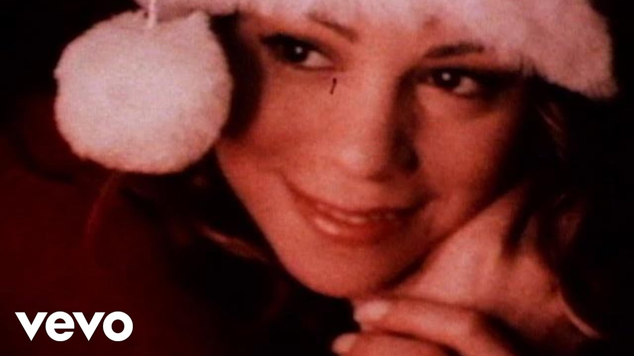 Mariah Carey Miss You Most At Christmas Time Video Youtube