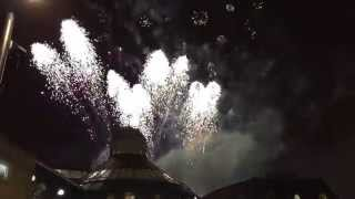 Video Wimbledon Wonderland Fireworks 2014 download MP3, 3GP, MP4, WEBM, AVI, FLV Desember 2017