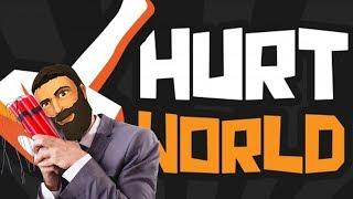 Няшный Раст. Обзор игры HurtWorld