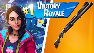 REAL VITTORY with the NEW POMPA!! - FORTNITE SEASON 9