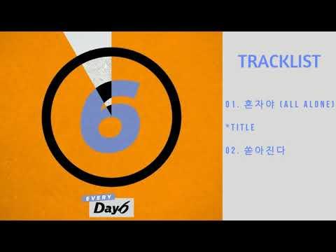 [Full Single] DAY6 (데이식스) - Every DAY6 November